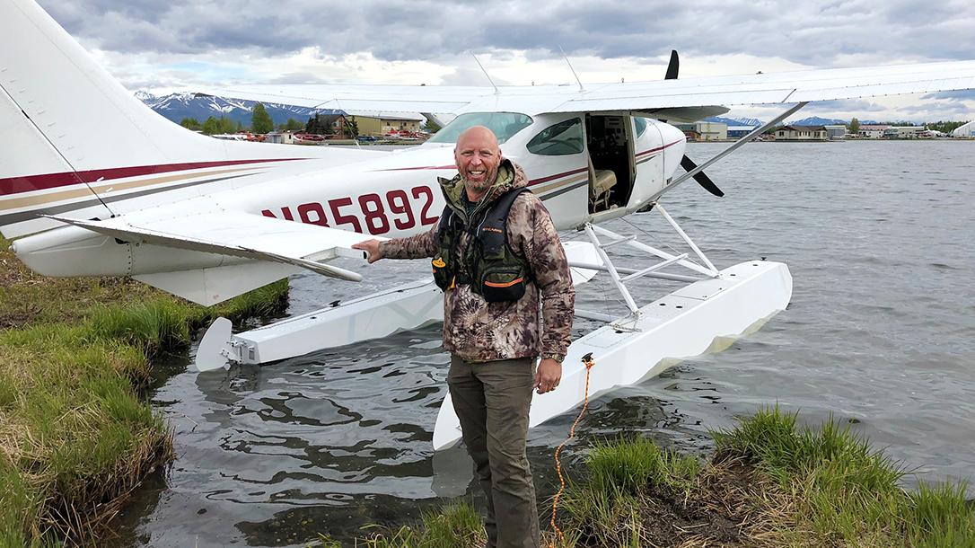 Alaskan Bush Pilot, Mark Hanten