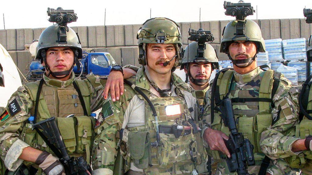 Military, PTSD, Operators