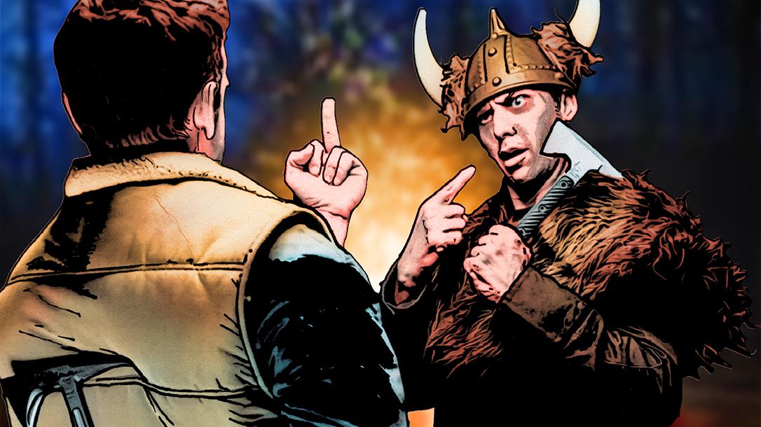 Tomahawk Fighting, self-defense