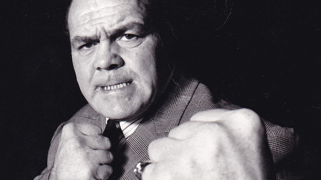 Lenny McLean, guvnor, fighter