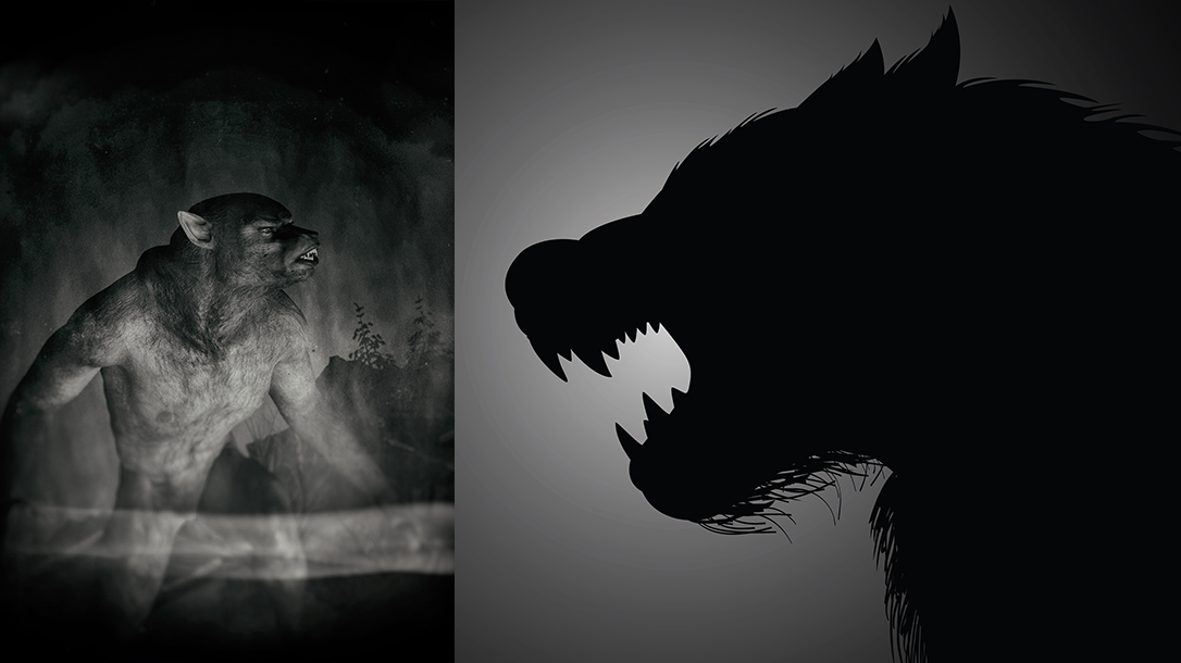 Dogman Encounters, Legend, Myth, Werewolf