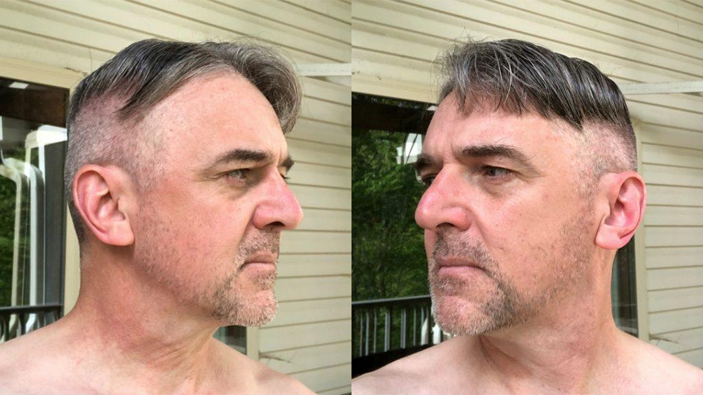 shave, finished product, razor