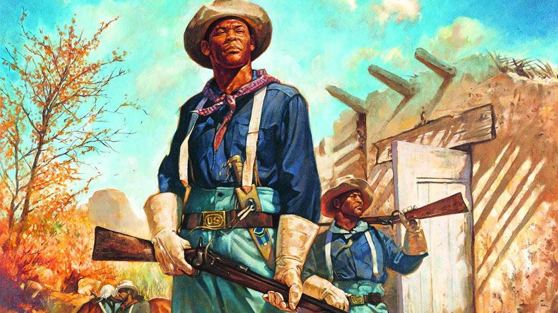 Buffalo Soldiers, buffalo soldiers ww2