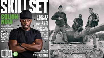 Skillset Summer 2020 Cover Reveal: Colion Noir Pleads the Second
