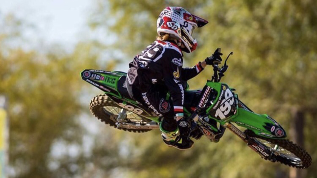 Motocross Champ Ryder DiFrancesco