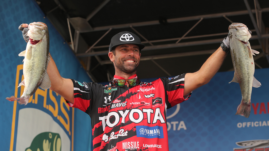 Mike Iaconelli at a tournament!