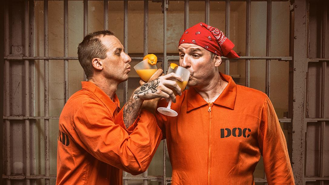 How to Make Pruno, Prison Wine