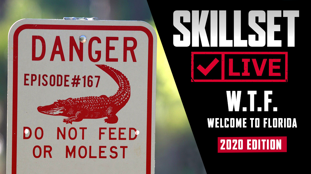 Skillset Live Episode 167 People of Florida