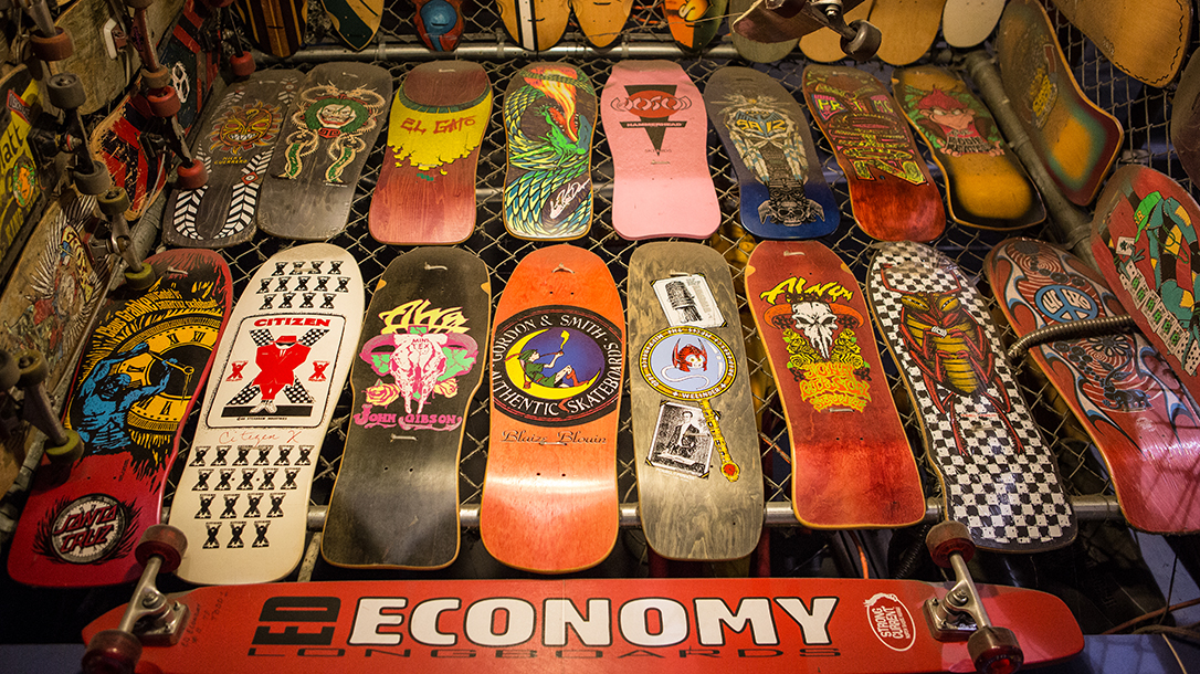 Skatelab is a museum you don't want to miss!