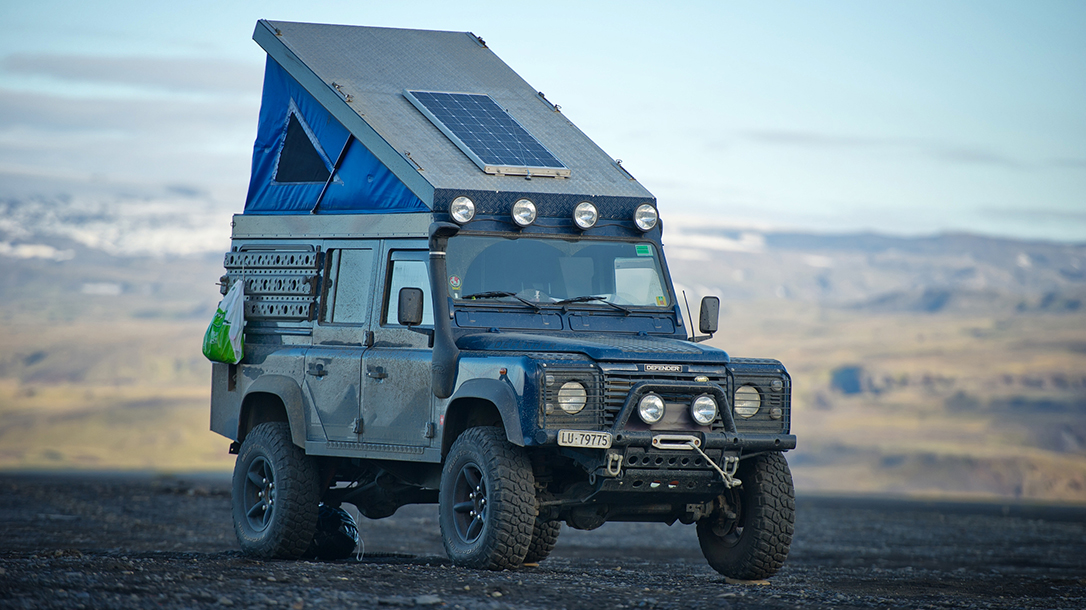 Overland vehicles have taken doomsday prep to the next level!