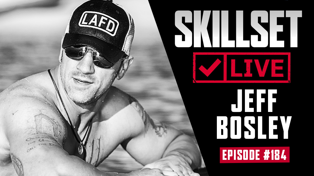 Skillset Live Episode 184 with Jeff Bosley