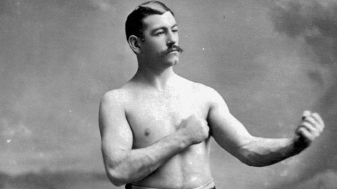 John Sullivan was a bad ass bareknuckle boxer.