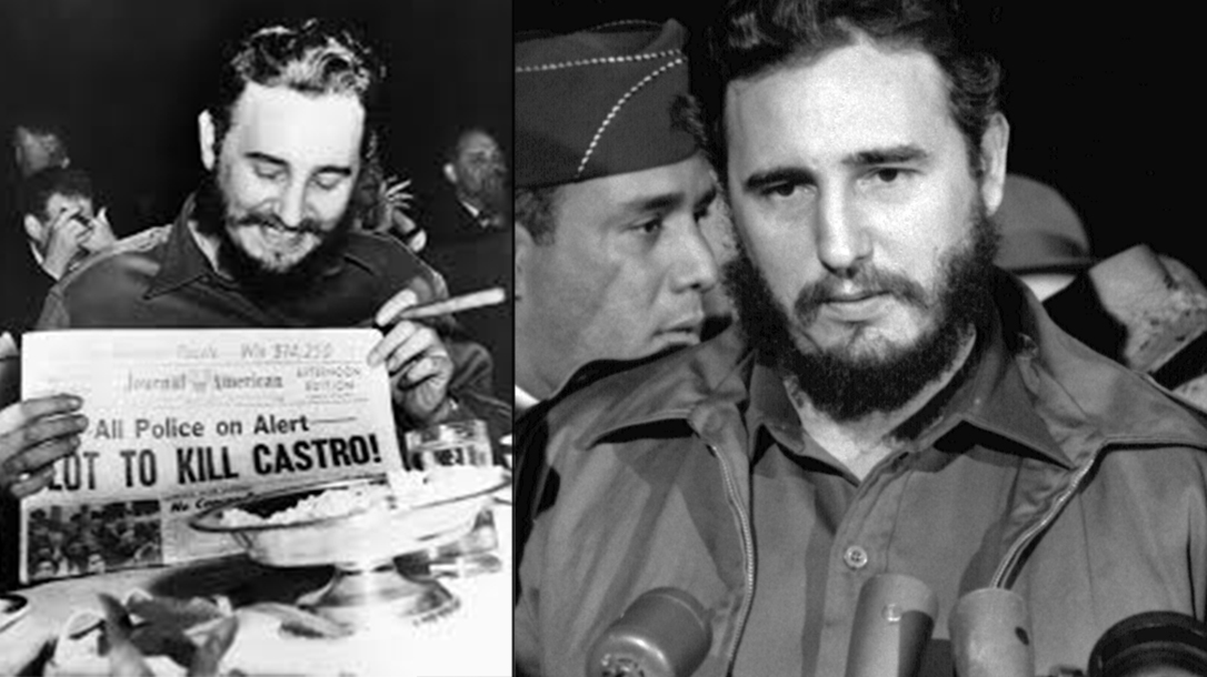 CIA tried many times to assassinate Fidel Castro.