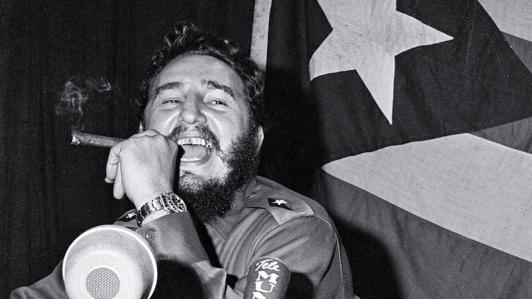 CIA tried to kill Castro with an exploding cigar!