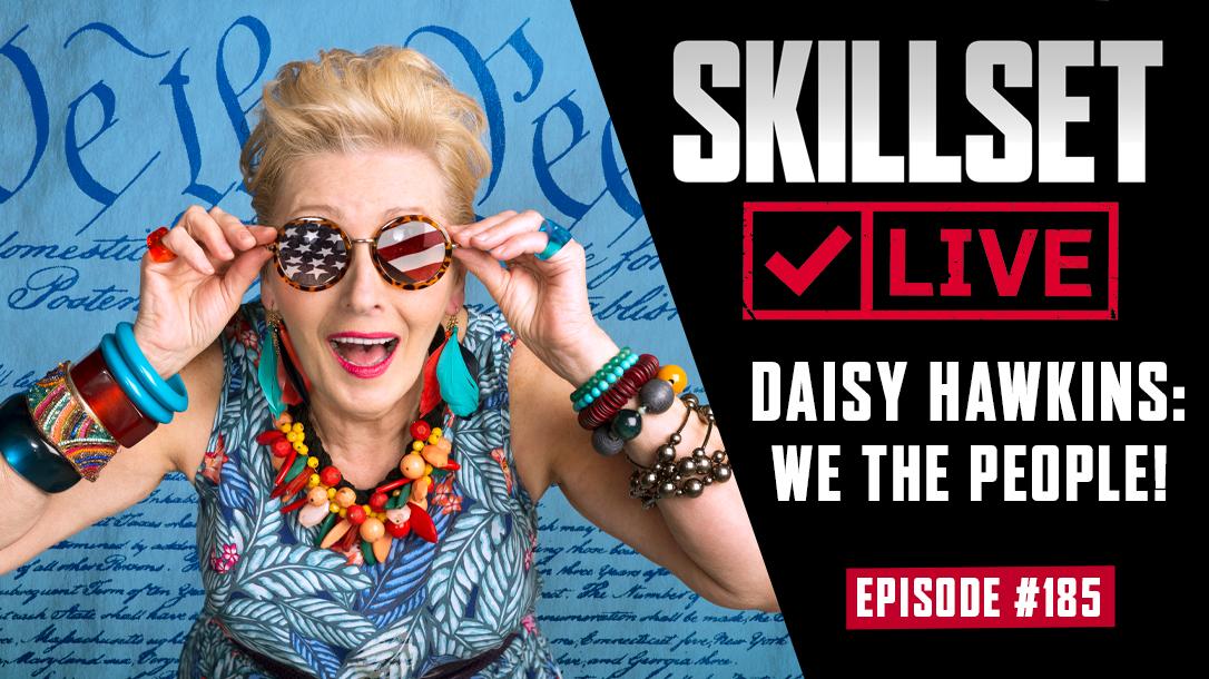 Daisy Hawkins visits Skillset Live in episode 185!