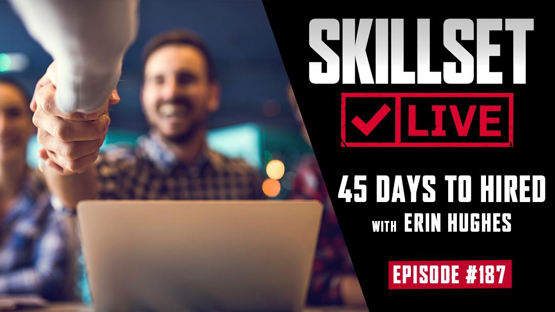 Skillset Live Episode 187