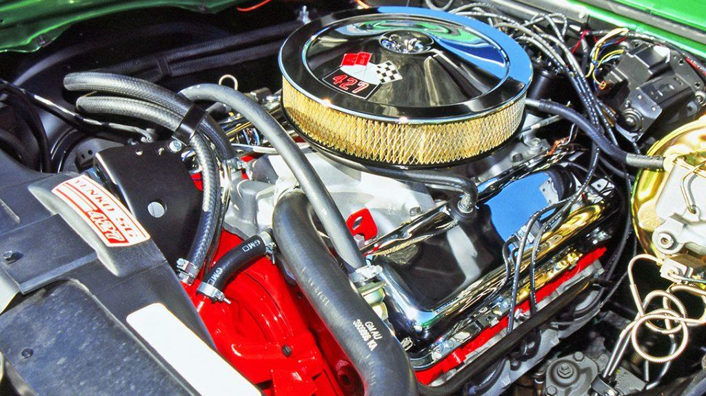 1969 Don Yenko Chevy Nova, muscle car, L72 427-CI engine