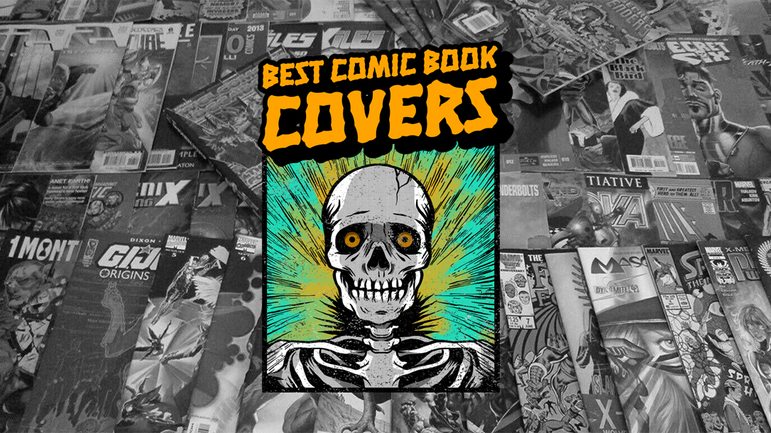 The best comic book covers ever created!