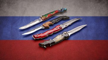 Russian Prison Shanks: A History of the Legendary Handmade Blades