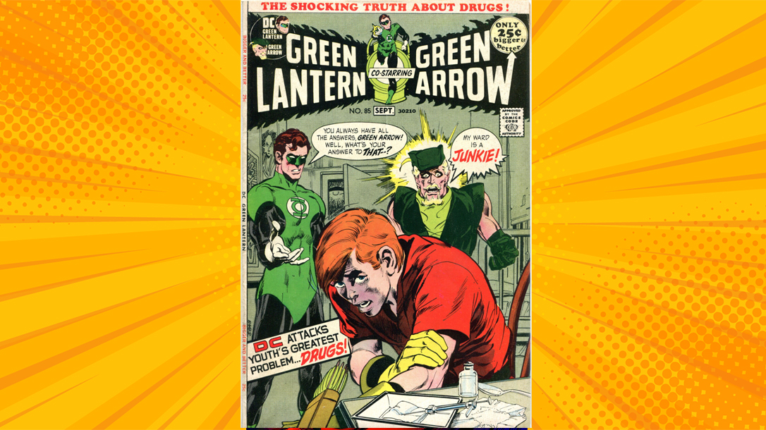 Did you know that Green Lantern had his own film before the X-Men?