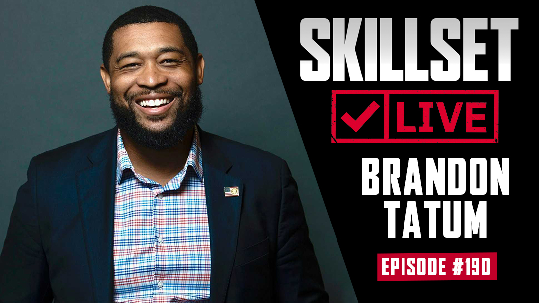 Brandon Tatum on Skillset Live!