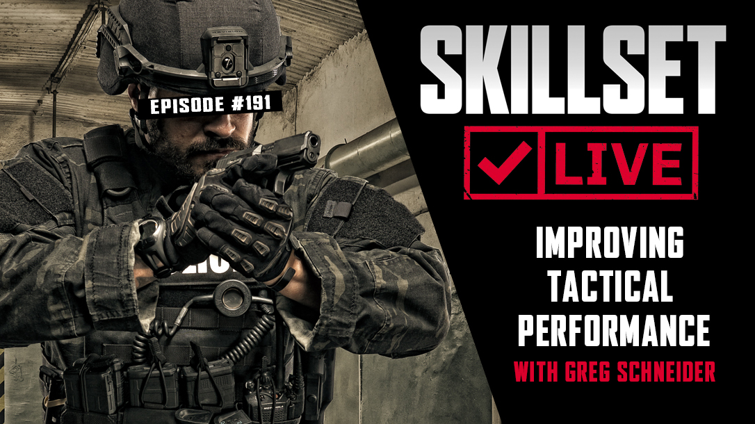 Skillset Live Episode 191 with Greg Schneider.