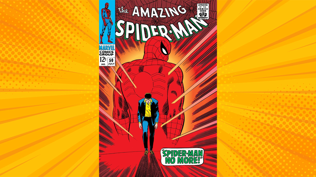 Amazing Spiderman is one  Marvel's top comic book titles.