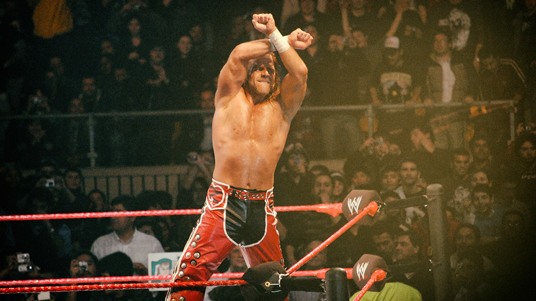 Shawn Michaels helped redefine pro wrestling in the 90s.