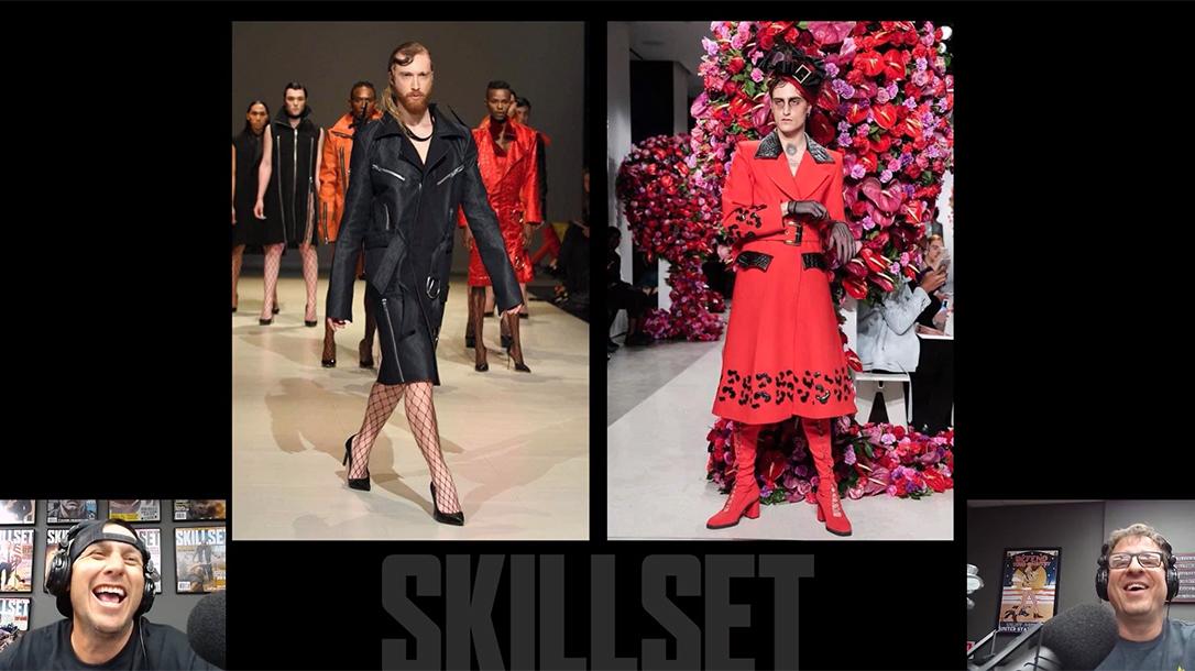 Men's Fashion 2021, skillset overtime