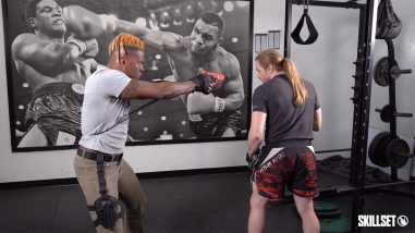 Wroxing: The Discipline That Combines Wrestling, Boxing & Shooting