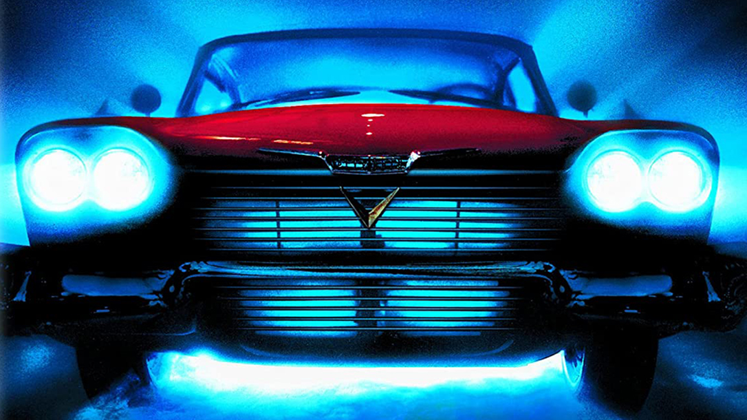 Epic 1958 Plymouth Fury from Christine.