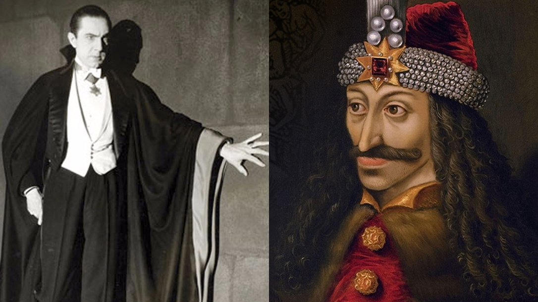 Vlad The Impaler was the inspiration for Dracula!