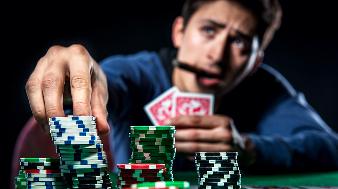 Learning to play poker correctly is more rewarding, than being a man who's a master of the BBQ.
