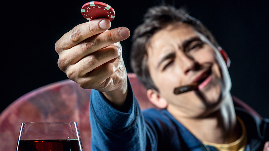 5 ways to put your friends on tilt while playing poker!