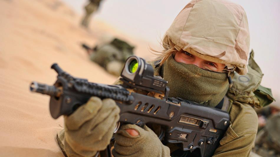 Learn more about elite, female military operators around the world.