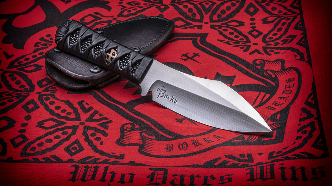 Borka Blades is the end result of years of hard work from immigrant SebastijanBerenji.