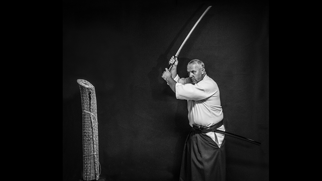 Mastering the sword is one of life's finer things.