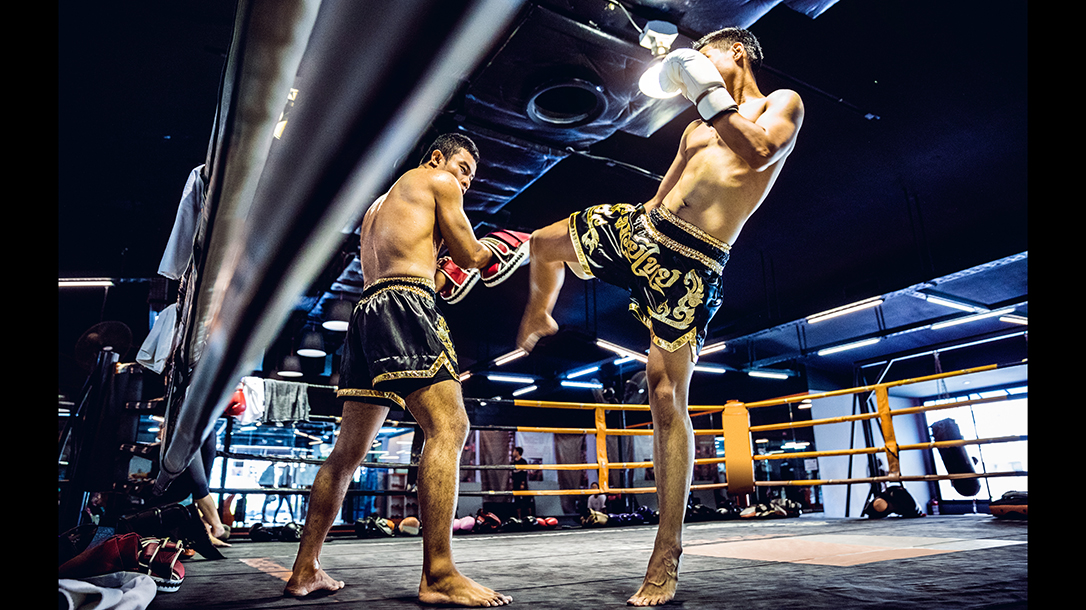 Muay Thai is considered by some to be one of the most challenging physical sports.