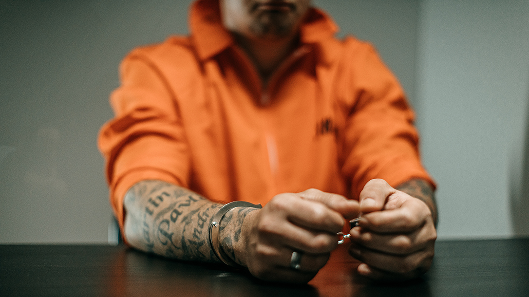An inmate tells us why tattoos are worth the risk.