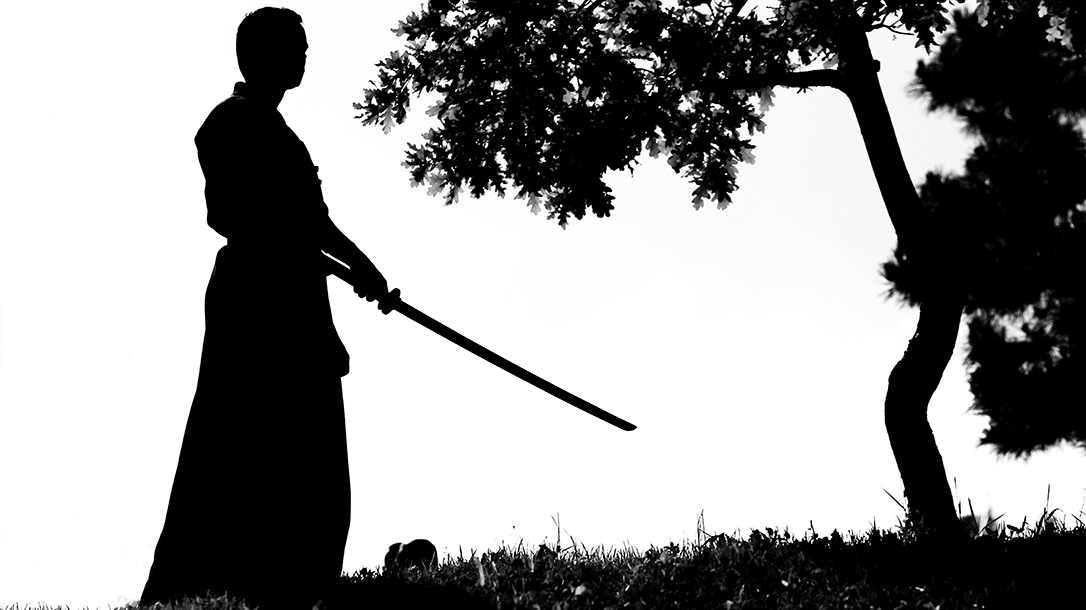 A modern day samurai is one who understands life deepest mysteries.